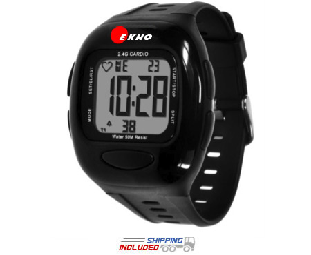 Ekho X5 Heart Rate Monitor Watch for Fitness Training