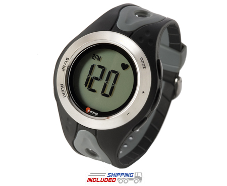 Ekho FIT-18 Health and Fitness Heart Rate Monitor Watch with Maximum HR