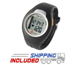 Ekho WM-25 Heart Rate Monitor Watch with Stopwatch