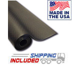 Heavy-Duty Vinyl Cardio Equipment Mats