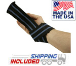 Pioneer Blue Line Heavy Duty Lifting Straps (Pair)