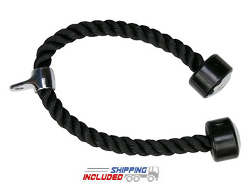 High Quality Pressdown Rope with Rubber Ends Cable Attachment