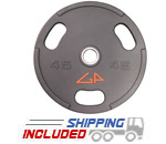 GP Urethane Weight Plates