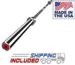 American Barbell Super Strong Olympic Power Bar