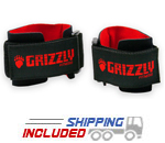 Grizzly Power Lifting Wrist Wrap Supports