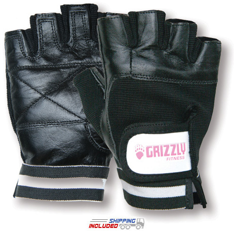 Women's Grizzly Paw Weightlifting Gloves