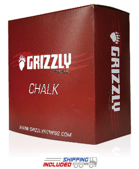 Grizzly Magnesium Gym Chalk Blocks