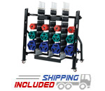 Hampton Gel Pump Barbell System