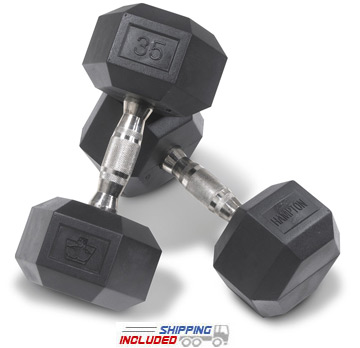 hampton durabell dumbbells