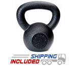 Black Hampton Kettlebell