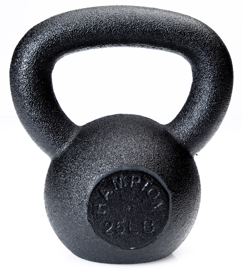 Kettlebell Club Set