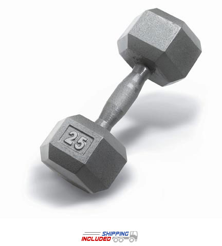 Hampton Pro Hex Dumbbell Sets