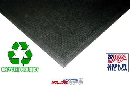 Beveled Treadmill Mats