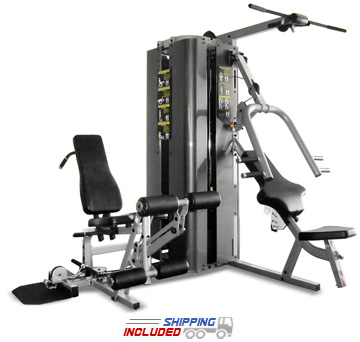 Vanguard Dual Stack Multi-Gym