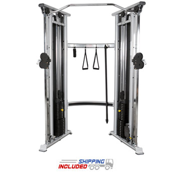 2 Stack Functional Trainer 2:1 ratio
