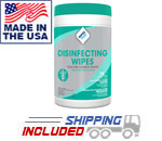 WipesPlus 33701 Fresh Scent Disinfecting Wipes by Wipes Plus