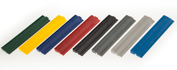 Interlocking Reducer Strips For PVC Aerobic Tiles