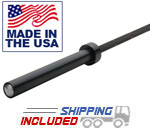Ivanko OB-20KG Competition Weightlifting Bar