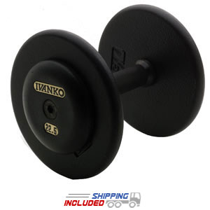 Ivanko Fixed economy dumbbells