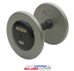 Ivanko Fixed dumbbells