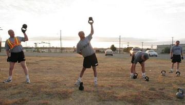 KBC Military Operator Kettlebell Basic Training