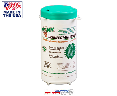 Kleen Machine KM-69080 gym equipment wipes