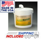 Kleen Machine KM-900-B All-Purpose Cleaning Wipes Buckets - 1 Carton