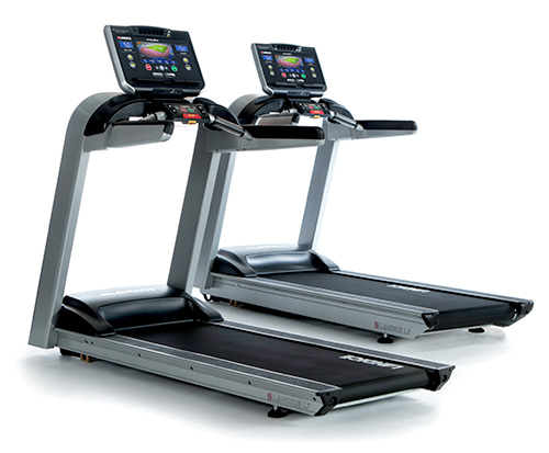 Landice Light Commercial Treadmills and Commercial Treadmills for Club Use and GSA Purchase