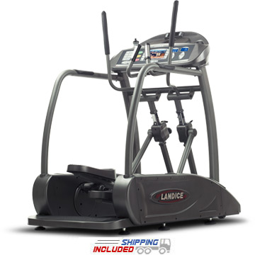 Landice E950 Cardio Trainer Elliptimill Elliptical with Adjustable Stride