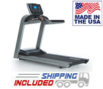 USA Made Landice L790 LTD Light Commercial Treadmills on GSA Contract