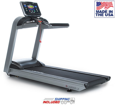 Landice L890 LTD Light Commercial Treadmills Made in USA for GSA Purchase