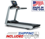 Landice L990 CLUB Heavy-Duty Commercial Treadmills GSA-Approved