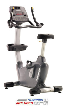 U7 Light Commercial Upright Bike