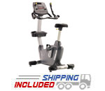 Landice U9 Commercial Upright Bike for Commercial Clubs