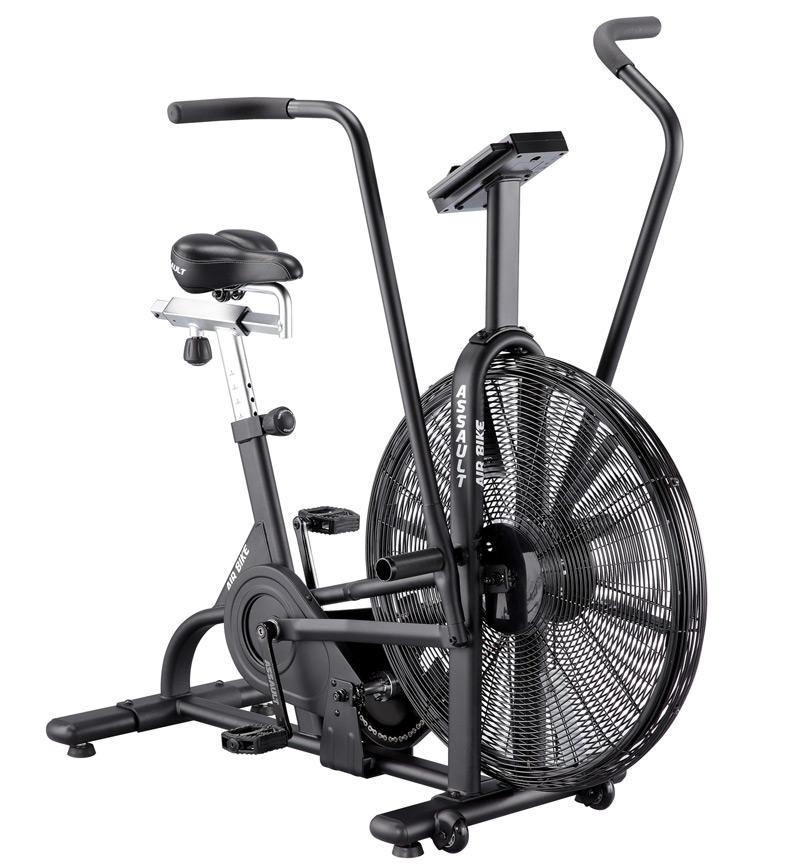Assault Air Bike – LifeCORE Fitness (ASSAULT-AIRBIKE)