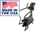 USA Made Life Fitness Remanufactured 9500HR Next Generation Commercial Stepper