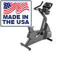 Life Fitness Remanufactured Next Generation 9500HR Upright Exercise Bike