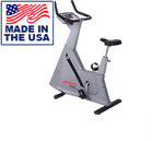 Life Fitness Remanufactured 9500HRT Upright Exercise Bike