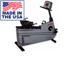 Life Fitness Remanufactured 9500RHRT Recumbent Exercise Bike