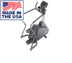 Life Fitness USA Made Remanufactured 95Si Stepper with Belt Drive