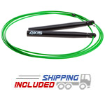Axis Speed Rope with 3.2mm Vinyl Cable