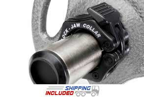 Lock-Jaw Olympic Barbell Collars