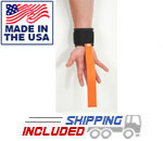 Haulin' Hooks STRAPS Weightlifting Straps (Pair)