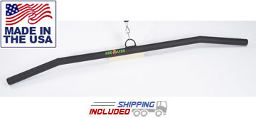"Hog Legs 1 ¾"" FAT 48"" Lat Bar"