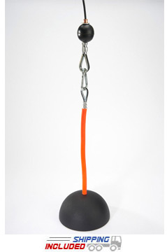 "LPG Muscle Tri-Bells Super Single 6"" Hi-Tech Tricep Rope"