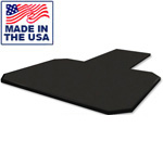 American Built AB-DRP9091 8' x 6' Rubber Power Cage Weightlifting Platform Insert by Matrix