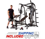 Marcy MD9010G Linear Bearing Smith Machine Combo