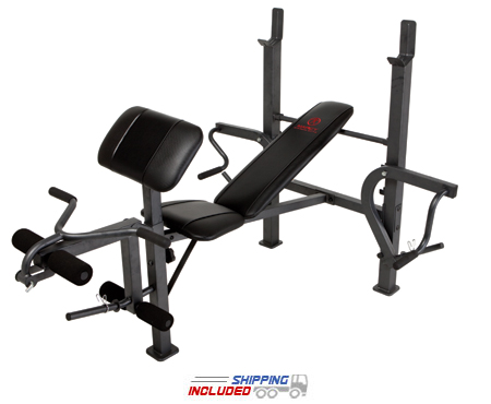 Marcy Standard Bench Press With Butterfly