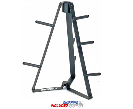 Marcy PT-36 Standard Plate Tree For Home Gyms
