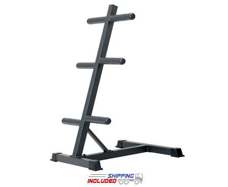 Marcy PT-45 Olympic Plate Tree For Home Gyms